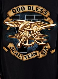 Thank you Seal Team Six!
