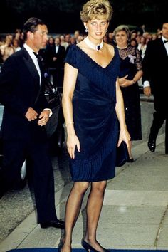 See the late Princess Diana's greatest fashion moments in photos and her best royal dresses, with auction prices