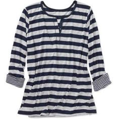 Plus Size Women's Plus Plaid Button Down Tunic Shirt with Crochet Back, Size: 2XL, Green