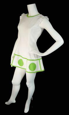 1970s  Tennis Dress