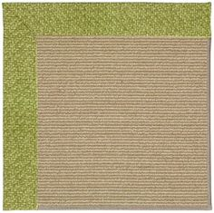Capel Zoe-Sisal Leaf Palm Runner 2.60 x 10.00 Area Rug by Capel. $338.00. Greens & Olives. Outdoor. Machine Woven. USA. Olefin. Area Rug Greens & Olives,Ivory & Beige. We're proud to introduce our new custom border rug program, perfect for indoor or outdoor use! Customers can now take their vision and make it a reality by creating a rug that's truly unique with Zoe by Capel. Rug size of 2.60 x 10.00. Greens & Olives,Ivory & Beige