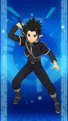 *** [Spriggan] Kirito - Sword Art Online: Memory Defrag