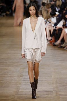 Paris Fashion Week: El espíritu 'hippy' Chloé