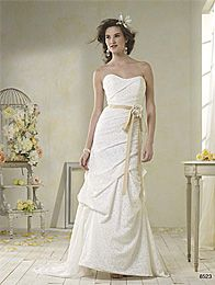 Modern Vintage Bridal Gowns and Wedding Dresses from Alfred Angelo