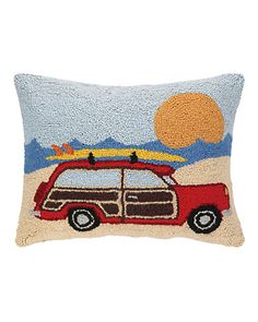 woody pillow event