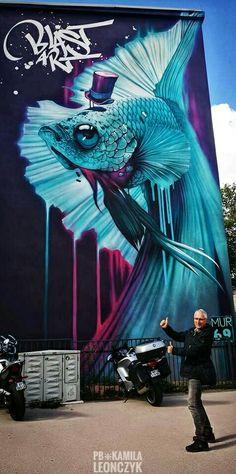 Street Art France by artist BlastArt