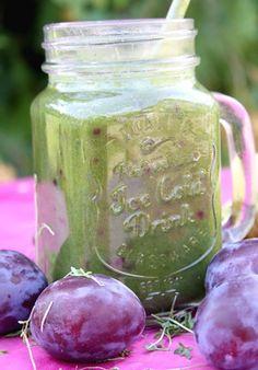 Rezept: Der leckerste grüne Smoothie mit Spinat