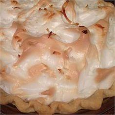 Mom's Chocolate Meringue Pie - Allrecipes.com