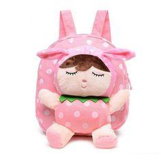 Tricia-Cute Cartoon Kindergarden Backpacks