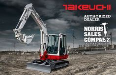 Top 5 Reasons to Buy a Takeuchi Excavator Hydraulic Excavator, Landscaping, Handle, Construction, News, Stuff To Buy, Building, Landscape Architecture, Landscape