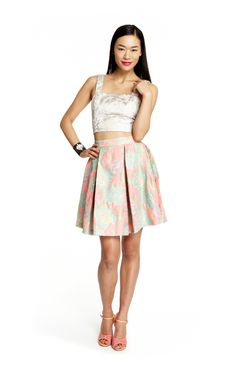 Summer Trends - How To Wear Digital Prints Spring 2013