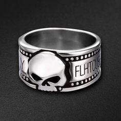 Willie G™ Skull Ring from Jostens