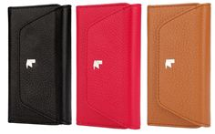 Wallet design with folio plug-in card. 2 using ways is good & convenient for your iPhone 5S — jisoncase.com