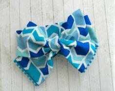 Baby Girl Headwrap Turban Headband Baby Baby by PoshPelicanCo