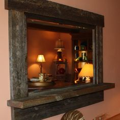 Reclaimed Lumber Mirror For Any Room Of Your Home