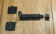 Speakeasy Door Mounting Kit #1-A