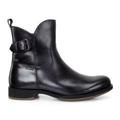 ecco shoe company, Ecco boys' snowboarde ankle boots black
