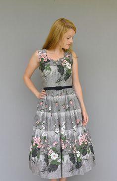 Love the grey pattern!