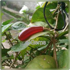 Red Raflesia / Red Carnelian