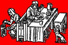 Medieval cookbook - Taking the time to print this out and bind into a nice book or leather covered binder could be considered largesse for your local Royal's to give.  Please keep the original website as it is; give credit where credit is due after all!!