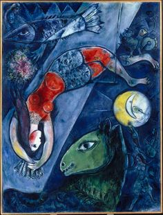 Marc Chagall: Colour My World - Canadian Art