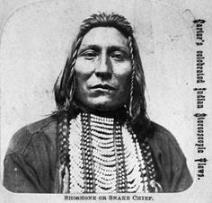 The Shoshone Indians were also known as the Snake Nation. No name, date, or location for this image. Native American Tribes, Native American History, American Art, Native Indian, Native Art, Indian Tribes, Black Indians, Indian People, Lewis And Clark