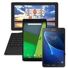 Wi-Fi Tablets