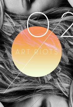 ART RIOTS // LET IT RIOT OUT by Rosco Flevo, via Behance