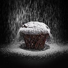 Czekoladowe muffiny z burakiem