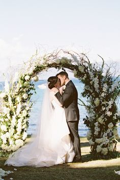 Intimate West Shore Lake Tahoe Wedding