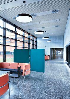 Lightnet - Architectural Lighting | Syddansk Universitet, Denmark. Basic-P1.