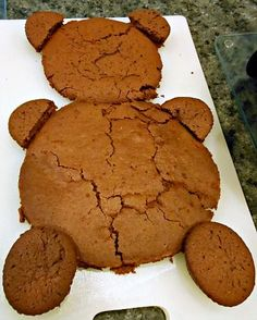How To Make a Teddy BearCake - Blog - @Tammy Litke