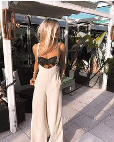 Awesome 38 Trendy Summer Fashion Ideas That Make You More Sweet Look. - - Awesome 38 Trendy Summer Fashion Ideas That Make You More Sweet Look. Awesome 38 Trendy Summer Fashion Ideas That Make Yo. Mode Outfits, Fashion Outfits, Womens Fashion, Fashion Trends, Fashion Ideas, Fashion Clothes, Fashion 2018, Ladies Fashion, Modest Fashion