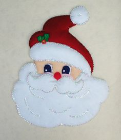 1 million+ Stunning Free Images to Use Anywhere Felt Christmas Decorations, Felt Christmas Ornaments, Christmas Tag, Rustic Christmas, Handmade Christmas, Vintage Christmas, Felt Crafts, Diy And Crafts, Christmas Crafts