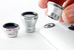 Microscópio de bolso  Conheça a Blips