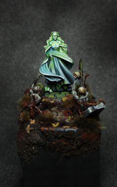 Hell dorado Demoness Queen of the Damned