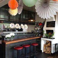 Yard   open kitchen, ever-changing menu