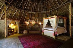 Roundhouse interior