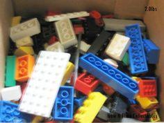 Used Lego Bulk Mixed Lot 2.0lbs  $19.10