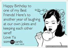 Top 20 Very Funny Birthday Quotes - Happy Birthday Funny - Funny Birthday meme - - Top 20 Very Funny Birthday Quotes The post Top 20 Very Funny Birthday Quotes appeared first on Gag Dad. Happy Birthday Quotes For Friends, Happy Birthday Funny, Happy Birthday Messages, Funny Happy, Humor Birthday, Birthday Quotes Funny For Her, Bff Birthday, Birthday Ideas, Birthday Greetings