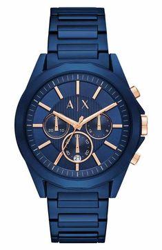 AX Armani Exchange Chronograph Bracelet Watch 5943d8d926
