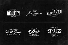 Download Vintage Logos Design Vol.07 Graphic Templates by Easybrandz2. Subscribe to Envato Elements for unlimited Graphic Templates downloads for a single monthly fee. Subscribe and Download now!