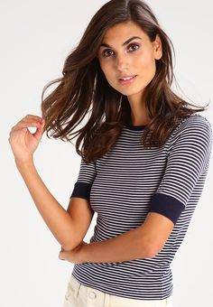 Polo Ralph Lauren T-shirt con stampa - resort navy - Zalando.it