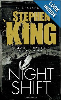 Night Shift: Stephen King: 9780307743640: Amazon.com: Books