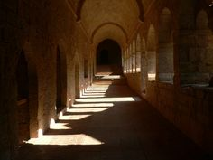 Abbaye du Thoronet le Cloître