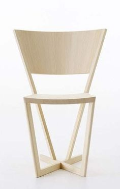Bernard Chair by Jonas Lindvall