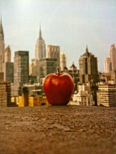 The Big Apple :)