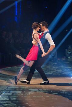 Sophie Ellis-Bextor and Brendan Cole - Strictly Come Dancing 2013 - Week 7