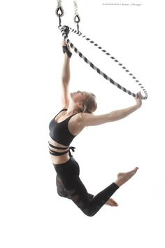Aerial Hoop - Photography by Don Curry