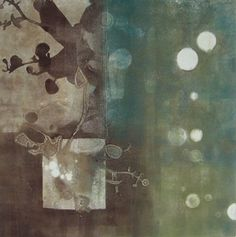 Monoprint by Amber George Three Rivers, Natural Forms, All Art, Printmaking, Amber, Mono Print, Design Inspiration, Print Ideas, Etchings